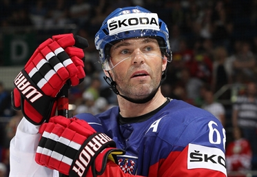 Will Jagr play in Prague?