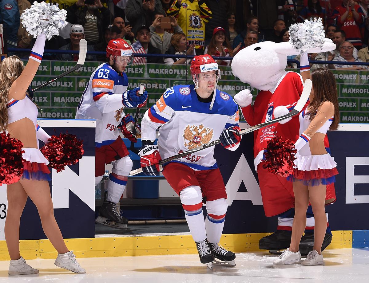 Worlds: Team USA Tops Russians 4-2