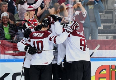 Big breakthrough for Latvia
