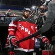 PRAGUE, CZECH REPUBLIC - MAY 9: Canada's Tyler Seguin #91 about to take to the ice for preliminary round action against France at the 2015 IIHF Ice Hockey World Championship. (Photo by Andre Ringuette/HHOF-IIHF Images)