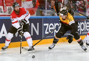 Austria edges Germany