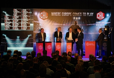 Champions Hockey League draw