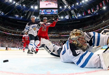 Jagr mania as Czechs advance