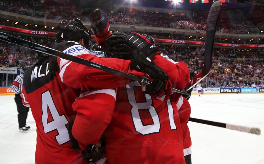 Canada Gold Win